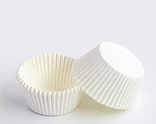 winkong カップケーキ型 9号 1000枚入 耐熱 紙製 ホワイト 耐油 お弁当カップ おかずカップ レンジケース