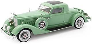 Matrix Scale Models Packard 1108 Twelve Stationary Coupe (1934) Resin Model Car
