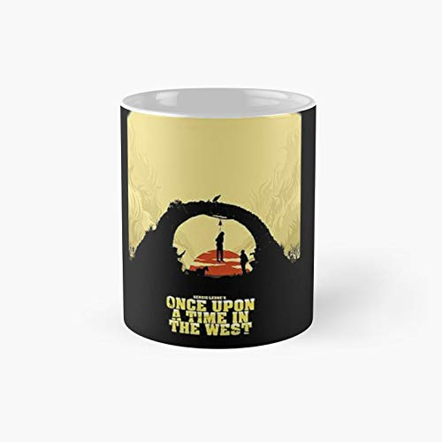 Once Upon A Time In The West Classic Mug Best Gift Funny Coffee Mugs 11 Oz