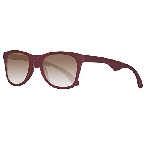 Carrera Sonnenbrille CA 6000/ST 51KVL/LC Gafas de sol, Rojo (Burgundy), 50 para Mujer