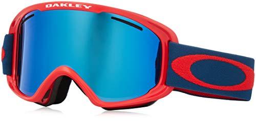 Oakley Herren Schneebrille O Frame 2.0 XM Red Poseidon Goggle