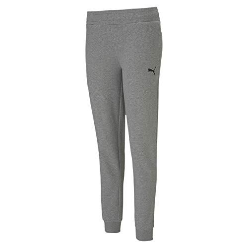 PUMA teamGOAL 23 Casuals Pants W Chándal, Mujer, Medium Gray Heather, L