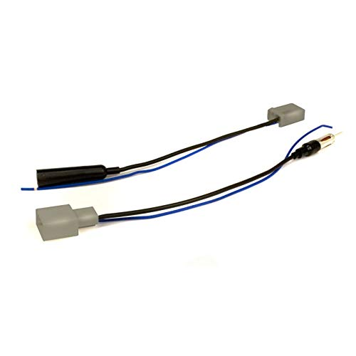 Carxtc Stereo FM Modulator Antenna Harness Adapters for Installing an FM Input for Factory Car Radio (See Fitment Above)