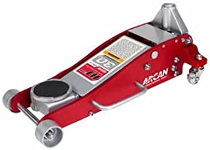 Arcan 3 Ton Professional Grade Aluminum And Steel Service Jack