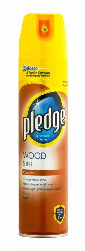 Pledge Beautify It Enhancing Polish Classic, 250 ml