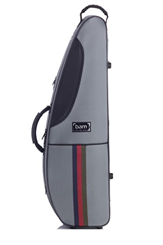 Bam SG5003S Saint Germain New Classic 3 Violin Case - Gray