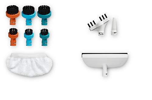 Rowenta ZR850003, ZR850003-Set di Accessori per pulitore RY8544 Clean & insetticidi Multi, Multicolore