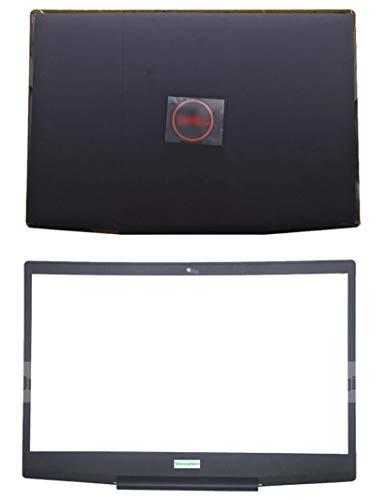 HuiHan Sostituzione per Dell G Serie G3 15 3590 Laptop LCD Top Case Copertura Posteriore & LCD Frontale Lunetta Della Copertura
