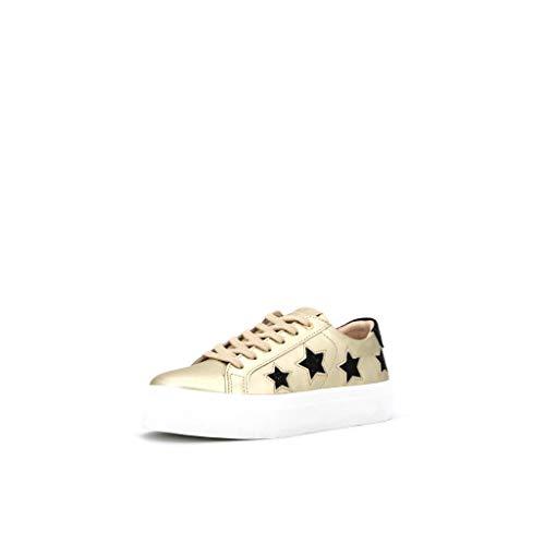 Guess Fhalstar, Sneaker Donna, Oro (Gold Gold), 36 EU