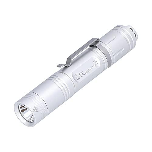 Lanterna LED portátil, lanterna de LED IP68 P9 com contas de carregamento USB para caminhadas ao ar livre
