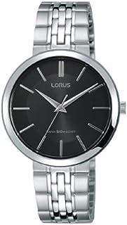 ساعة كلاسيكية من الستانلس ستيل للنساء من لوراس، موديل RG283MX9