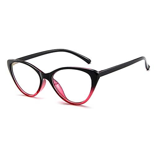 Fudeer Gafas De Lectura Multifocales Progresivas Fotocromáticas Gafas De Sol De Transición Ligeras Gafas De Lectura para Exteriores Unisex,Rojo,+1.50