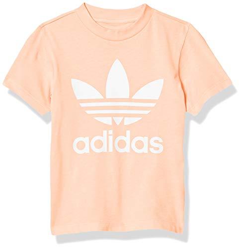 Adidas Originals - Camiseta para bebé - Rosa - 24 meses