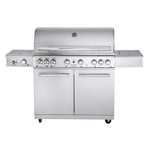 Allgrill Top-Line Chef XL Gasgrill mit Air System Edelstahl