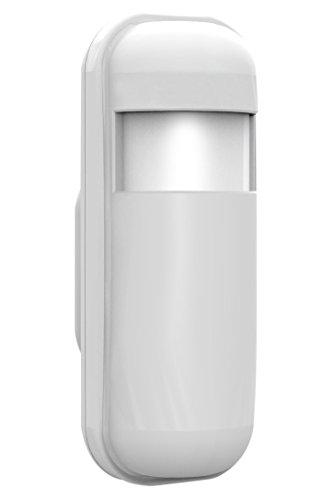 Detector de movimiento PIR inalámbrico Sensor de movimiento para 433 MHz sistema de alarma casera PG101-PG106, sistema de alarma DIGOO GSM WiFi, G90B, Sonoff 433Mhz RF puente