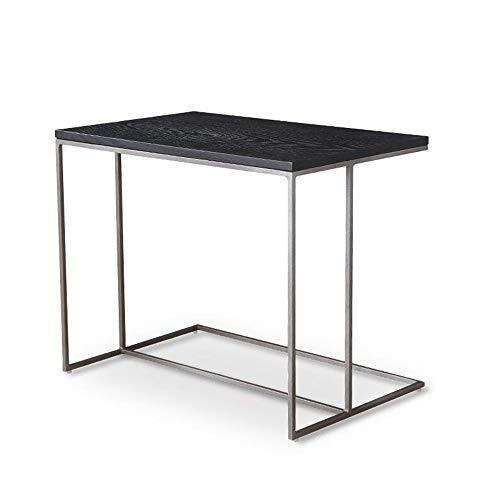 Jcnfa-bijzettafel C Gevormde tafel Laptop Houder, End Stand Bureau Koffie dienblad Bijzettafel, Naast Bed Draagbaar Workstation, Sofa Bijzettafel (2 Maten,2 Kleuren)