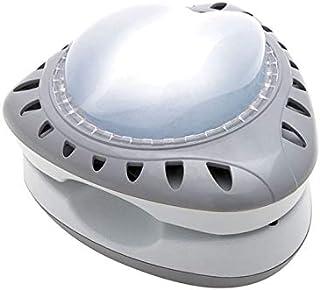 Intex 28688BS Magnetic Led Pool-Wall Light, Grey/White, 20.5 x 18 x 13.5 cm