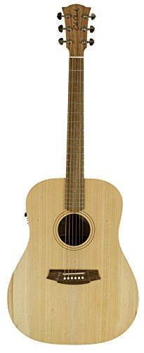 Cole Clark CCFL1E-BM Elektroakustische Gitarre