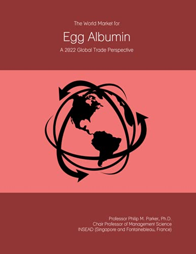 The World Market for Egg Albumin: A 2022 Global Trade Perspective