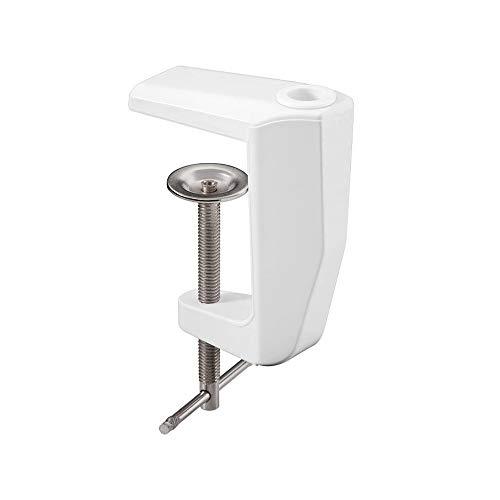 Fixpoint 77460 Tischklemme für Lupenleuchten mit Gelenkarm