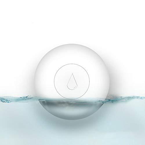 Sensore di perdite dacqua Zigbee,rilevatore di perdite dacqua wireless,rilevatore di allagamento per casa intelligente,allarme sensore di acqua per seminterrato bagno cucina,necessario gateway Tuya