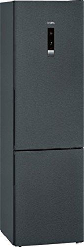 Siemens iQ500 KG39NXX41 Kühl-Gefrier-Kombination / A+++ / Kühlteil: 269 L / Gefrierteil: 86 L / schwarz / NoFrost / Inox-AntiFingerprint / HyperFresh