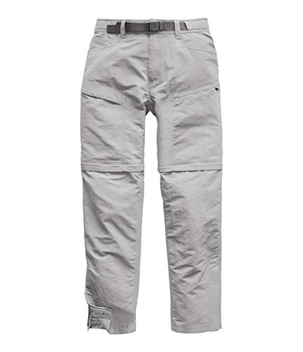 The North Face Men's Paramount Trail Convertible Pant, Mid Grey, XX-Large, Regular