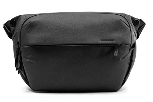 Peak Design BEDS-10-BK-2 Messenger-Bags 10 l Schwarz