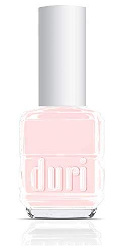 duri Nail Polish, 340 Forever Beautiful, Pale Pink, Sheer Coverage, French Manicure Finish, 0.5 fl.oz. 15 ml.