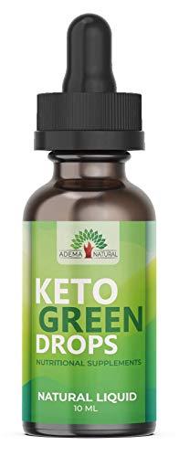 NEU: Adema Natural® Keto Green Drops – Ketogen – Stoffwechsel – extrem schnell & hochdosiert – natürlich und vegan