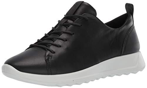 Ecco Damen FLEXURERUNNERW Sneaker, Schwarz (Black 1001), 39 EU
