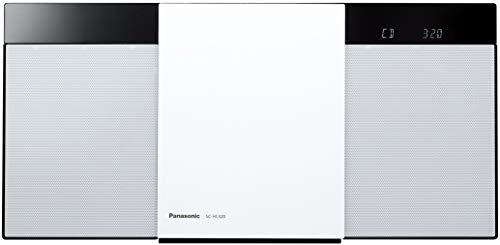 パナソニック ミニコンポ FM/AM 2バンド Bluetooth対応 USBメモリー録音機能搭載 SC-HC320-W