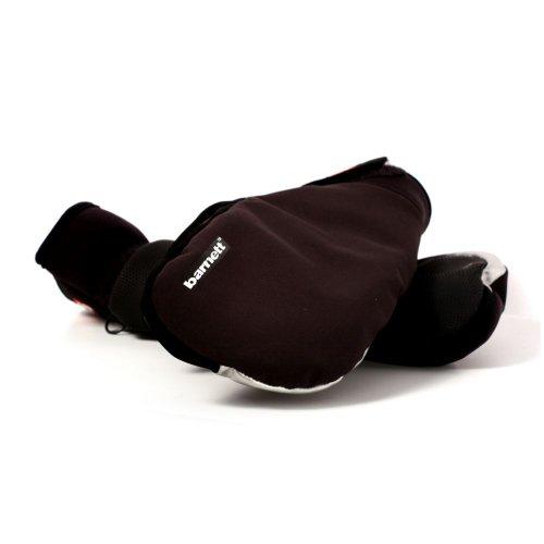 BARNETT NBG-10 Softshell Handschuhe für Langlauf und Wintersport (M)
