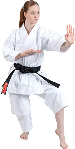 """Karate-Gi """"TENNO"""" (WKF Approved) - Weiss, Gr. 165 cm"""