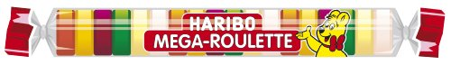 Haribo Mega-Roulette Frucht, 8er Pack (8 x 45 g)