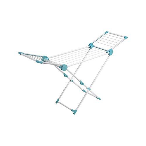 decorwelt Artweger Wäscheständer Klappbar 105 cm Standtrockner Wäschetrockner Flügel Klein