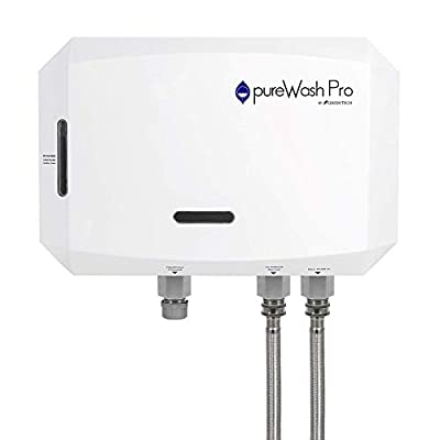 pureWash Pro X2-Detergent-Less Laundry System