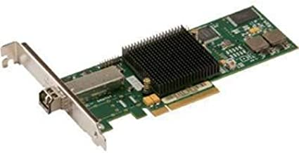 ATTO Technology CTFC-81EN-000 Single Channel x8 PCIe 2.0 to 8Gb FC, Low Profile, LC SFP+ Interface