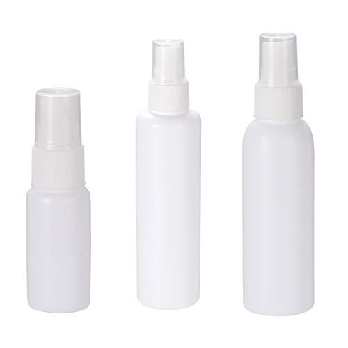 Fine Mist - Bote de plástico en espray de 200 ml, 5 unidades