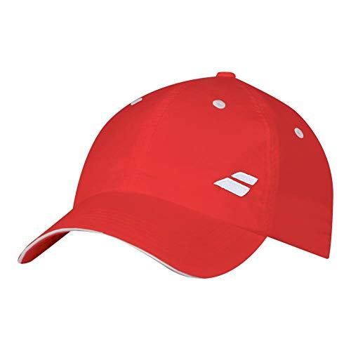 Babolat Basic Logo Cap Junior Gorra, Unisex niños, Fiery...