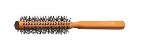 Comair Round Styler Brosse ronde Ø 14/28 mm 10 rangées de 1 x Brosse Sèche-cheveux professionnel brosse