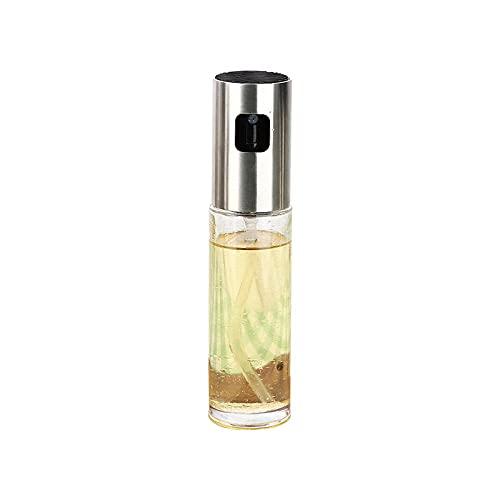 ZNYB Oil Stoppers Pourers Sprayers Sprühflasche aus Edelstahl 304 Grillbürsten- und Ölutensilien Flüssigkeitssprinkler