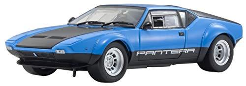 京商オリジナル 1/18 デ・トマソ パンテーラ GT4 ブルー/ブラック 完成品