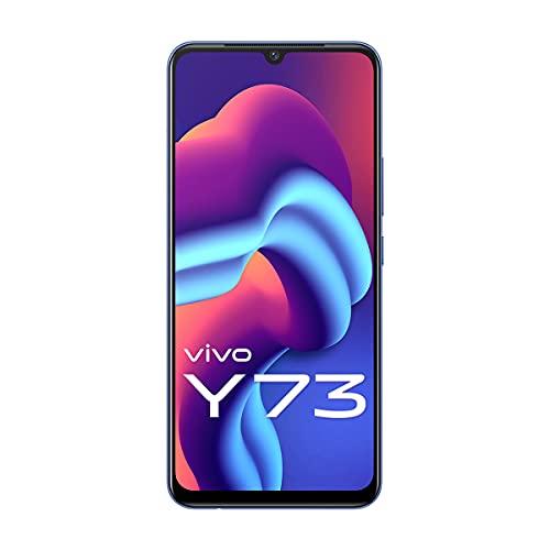 Vivo Y73 (Diamond Flare, 8GB RAM, 128GB Storage) with No Cost EMI/Additional Exchange Offers
