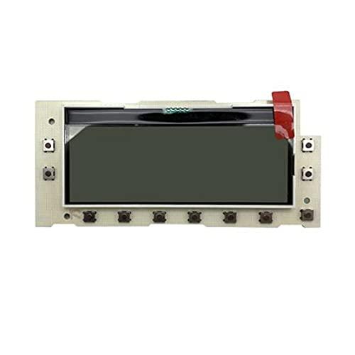 FPZHONG® Tablero De Control De La Lavadora Tarjeta DE Circuito Impreso Panel De Control Electrónico De Montaje LCD Módulo De Visualización para Candy/para Hoover