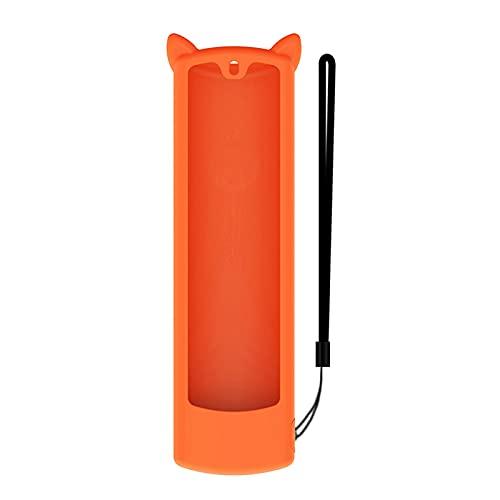 Fernbedienung Schutzhülle kompatibel mit Fire TV Stick 4K Alexa-Sprachfernbedienung, Stoßfestes Silikon Haut mit Trageschlaufe