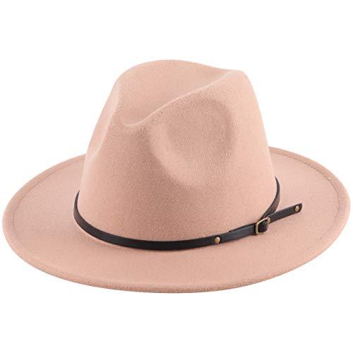 Sombrero Fieltro Mujer Marca Jastore