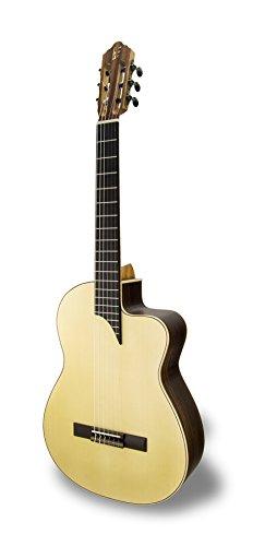 APC luthier MX CW klassische Gitarre (mit Koffer)
