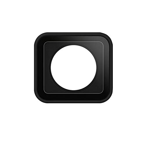 Cámara Lente Protectora de Repuesto para GoPro Hero 5/6/7, Color Negro