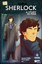 Sherlock a Study in Pink 1 Jetpack Comics Forbidden Planet Exclusive